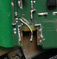 Huawei E5776 - Kondensator SMD