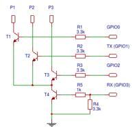 Sterowanie poprzez ESP-01 (ESP8266)