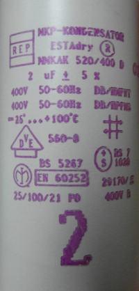 Termet KGGW-N-23.5-DP - Płomień się utrzymuje ,a nie odpala