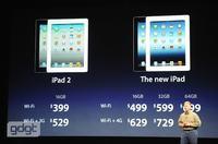 """The New iPad"" iPad 3 generacji"