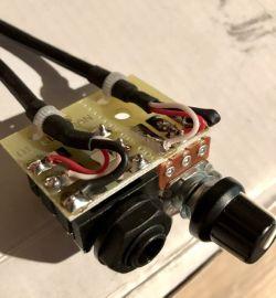 Mikrofon dynamiczny z wtykiem XLR - przeróbka z 4pin na 3pin