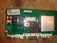 wchodzi na wirowanie pralka amica pc5560a412