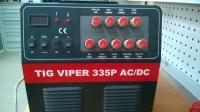 Spawarka Magnum TIG viper 335P - cały czas jonizuje