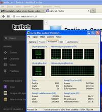 Przeglądarka ładuję strony bardzo wolno+zacinanie się komputera w grach