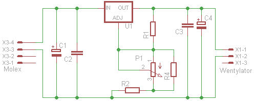 Ogarni�cie projektu kontrolera obrot�w