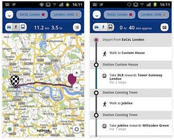 Nowa wersja Nokia Maps dla iOS i Androida
