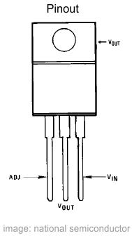 Stabilizator napięcia LM7808 i zasilacz 12volt 500mA