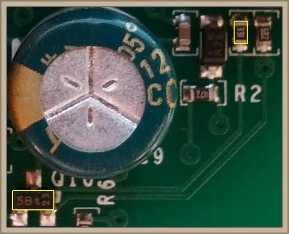 Electrolux EDH 3284 PDW-Trockner - Steuerplatine für den Motorumrichter defekt