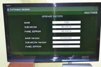 40le700e - Aktualizacja oprogramowania