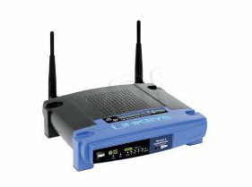 [Sprzedam] / Sprzedam /  Linksys WRT54GL-EU Wireless Router 802.11g 54M