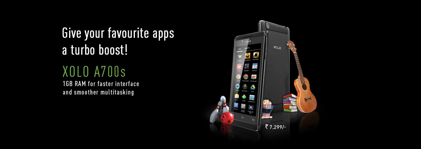 Xolo A700s - 4.5-calowy smartfon z dwurdzeniowym procesorem i Androidem 4.2