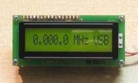 Miernik cz�stotliwo�ci na PIC16F84.