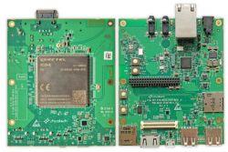 SRT-96B-MAIN-SC20-E/A - jednopłytkowy komputer 96Boards z Snapdragon 210 i LTE