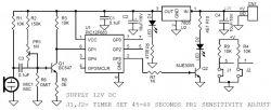 Aktywowana dźwiękiem dioda LED