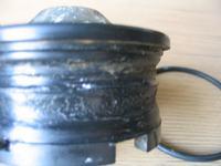 Pralka Bosch WOB1600 Gniazdo łożyska biernego