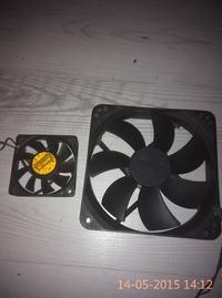 Czy wentylator jest za mocny do CPU ?