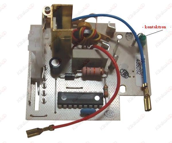 ремонт платы управления braun k 700