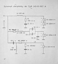 kolumny diora zgb 140-8-907 - szukam schematu zwrotnicy