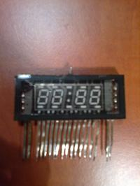 Zegar z wy�wietlaczem vfd - Potrzebny schemat