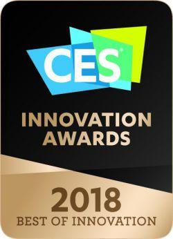 LG zdobywa 90 nagród na CES 2018: LG OLED AI najlepszym telewizorem targów w Las