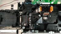 Projektor Panasonic PT-LX22 - Przesunięty kolor żółty i czerwony