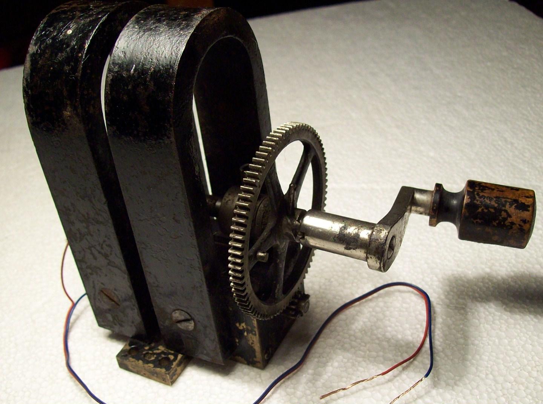 [Sprzedam]Stary induktor telefoniczny
