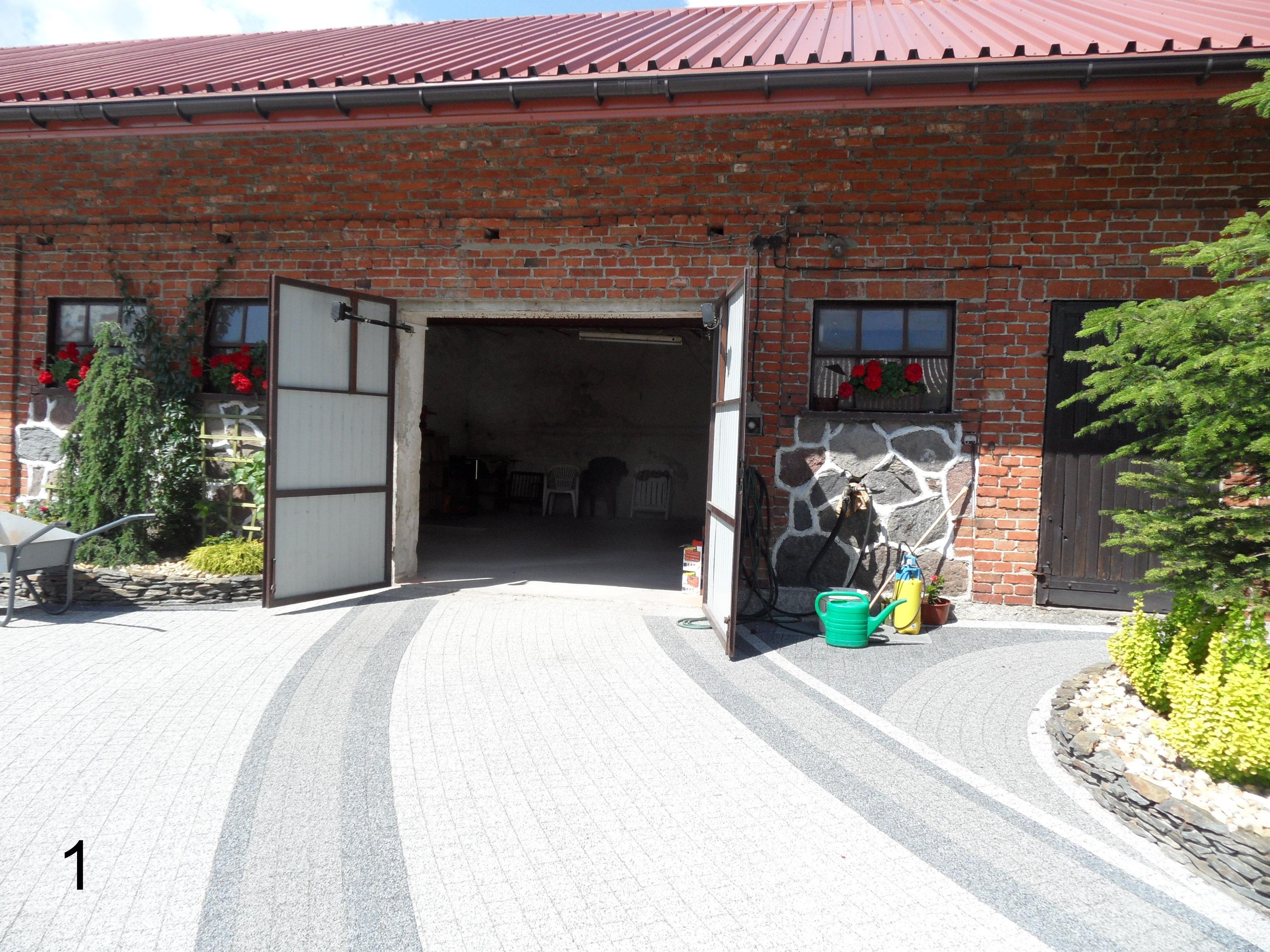 Projekt Garażuwarsztatu Inteligentny Garaż Może Praca Inżynierska
