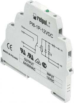 Niedrogi przekaźnik jednobiegunowy 24VDC