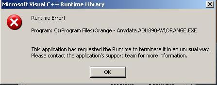 Anydata ADU890W - B�ad aplikacji - jaka alternatywna?