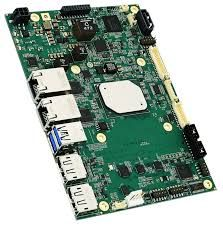 SBC35-C427 - jednopłytkowy komputer z Atom x7-E3950