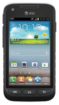 Samsung Galaxy Rugby Pro - wodoodporny smartphone z Android 4.1