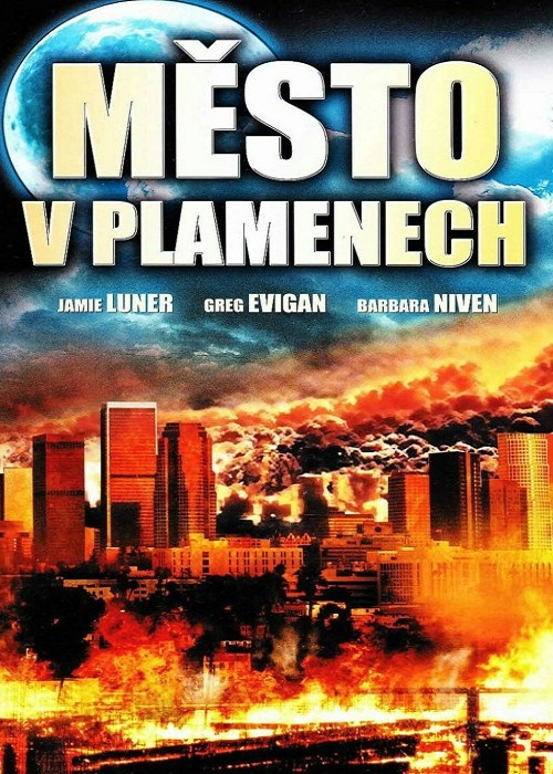 Miasto W Ogniu / City On Fire (2009) PL.DVBRip XviD-TVM4iN / Lektor PL