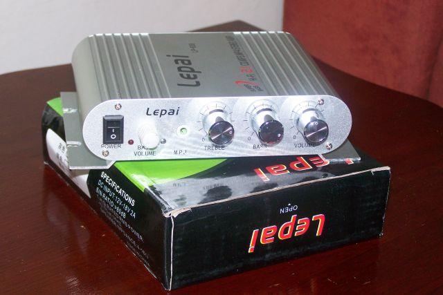 [Sprzedam] Mobilne wzmacniacze Lepai