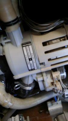 Miele G 2834 SCi - wyświetla błąd F24 oraz jakie to podzespoły?