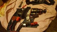 Wiertarka Bosch GBH 36V - LI Nie działa