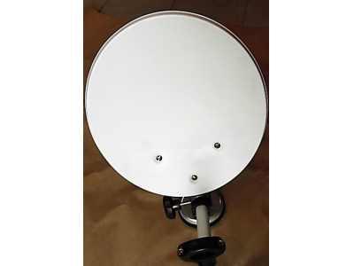 Mocna antena zewnętrzna wifi - dookólna