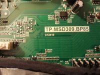 TV Blaupunkt 32/133I-WB-5W2-HBKUP-EU brak podświetlenia