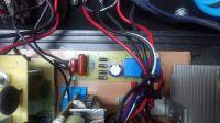 Wzmacniacz TDA7294 na zasilaczach z drukarek HP