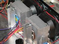 Nieprawidłowa praca tranzystorów bipolarnych przy regulacji napięcia 0-320V