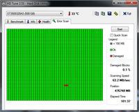 Seagate 500GB, brak partycji, miejsce nieprzydzielone