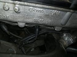 VW Passat 2.0 TDI, 136KM, BGW - Błędy świec żarowych