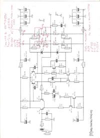 Łączenie mostków TDA7294 celem uzyskania pracy przy impedancji poniżej 1R?