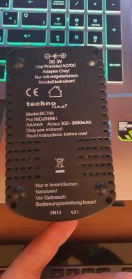 Ladegerät Technoline BC 700 - Kondensator Schaden, suche Schaltplan