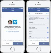 U�ytkownicy Facebooka b�d� mogli si� logowa� anonimowo do zewn�trznych aplikacji