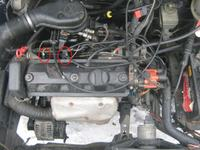 VW GOLF 1.4 ABD - Lokalizacja czujnik�w cisnienia oleju w silniku 1.4 ABD
