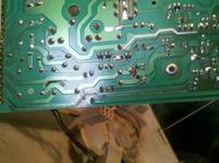 Bosch wor16151pl/05 - Po w��czeniu wiruje kilka sekund, potem migaj� 3 diody