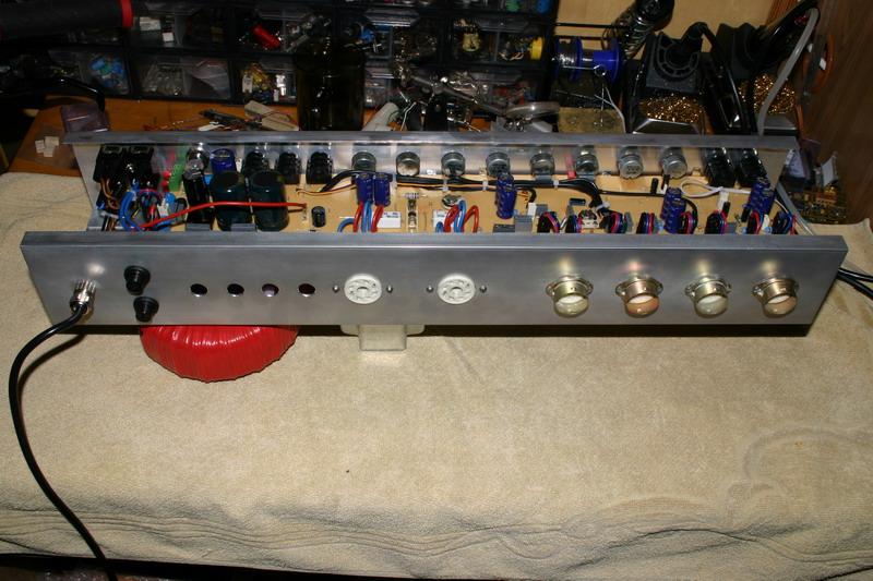 Lampowe kombo gitarowe 50W (Marshall JCM800), dużo zdjęć
