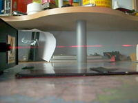 Laser z nagrywarki DVD