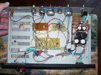 Wzmacniacz gitarowy ok 5W - budowa