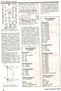 Kit 115-k; 12-kanałowe zdalne sterowanie